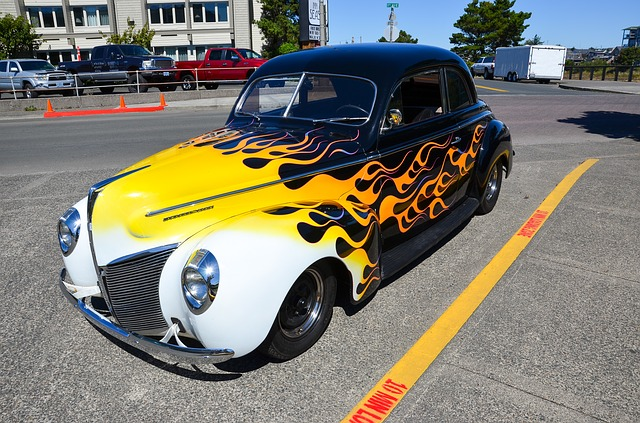 americký automobil
