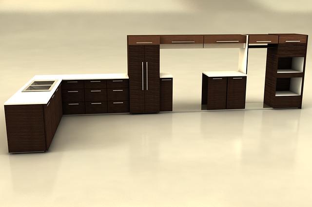 kuchyně nábytek