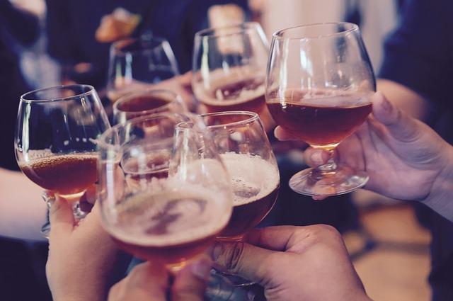 alkohol, drink